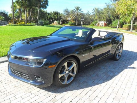 2014 Chevrolet Camaro Convertible for sale
