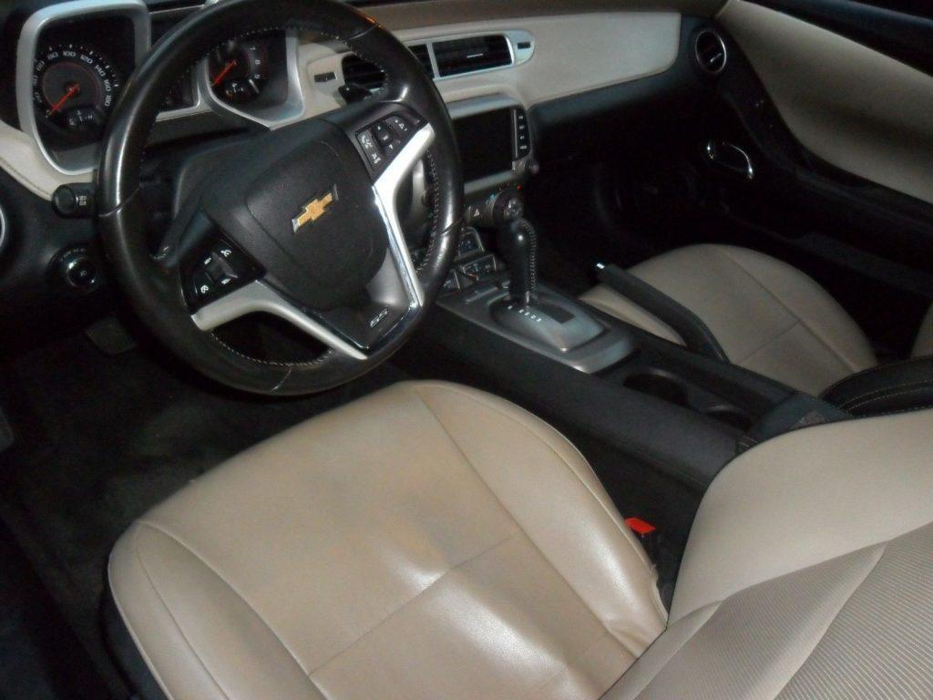 2014 Chevrolet Camaro Convertible