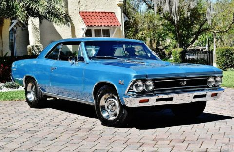1966 Chevrolet Chevelle SS for sale