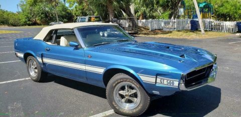 1970 Shelby GT500 Convertible for sale