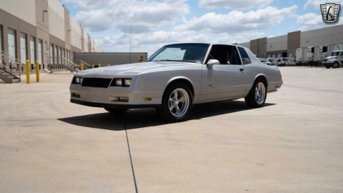 1987 Chevrolet Monte Carlo SS for sale