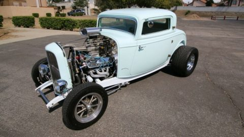 1932 Ford 3 Window for sale