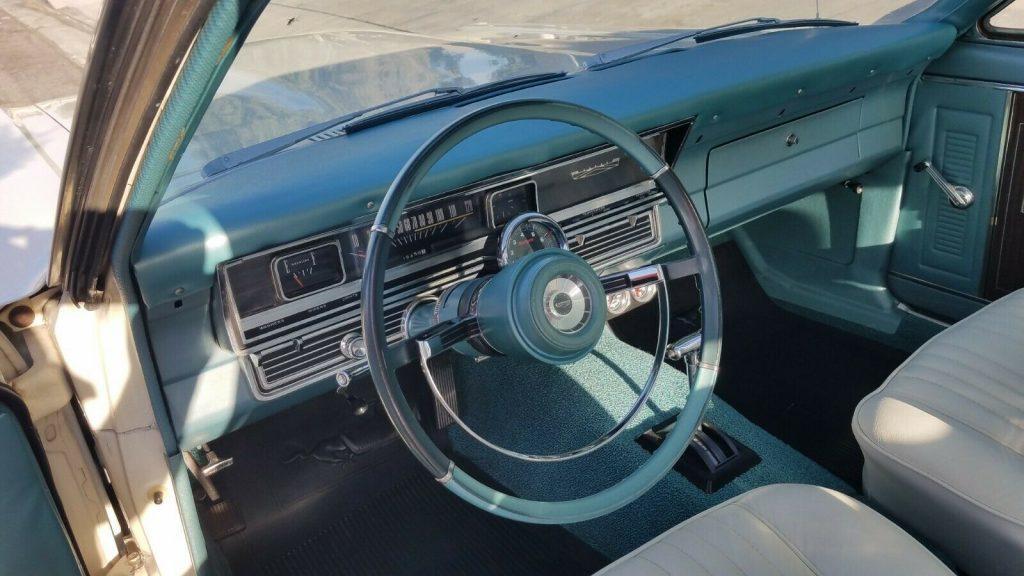 1967 Ford Failane 500