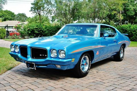 1971 Pontiac Le Mans for sale