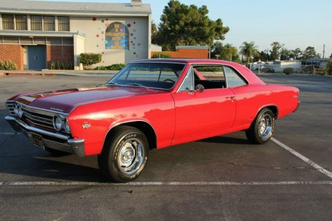 1967 Chevrolet Chevelle Malibu for sale