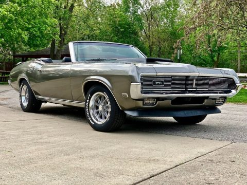 1969 Mercury Cougar XR-7 Convertible for sale