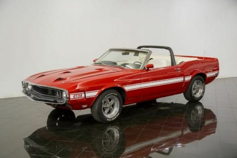 1969 Shelby GT350 Convertible for sale