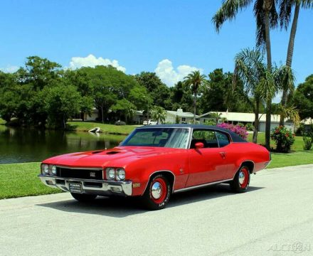 1972 Buick Skylark GS for sale