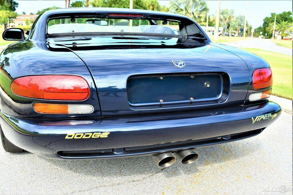 2001 Dodge Viper R/T 10