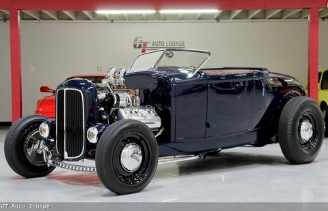 1931 Ford Model A Roadster for sale