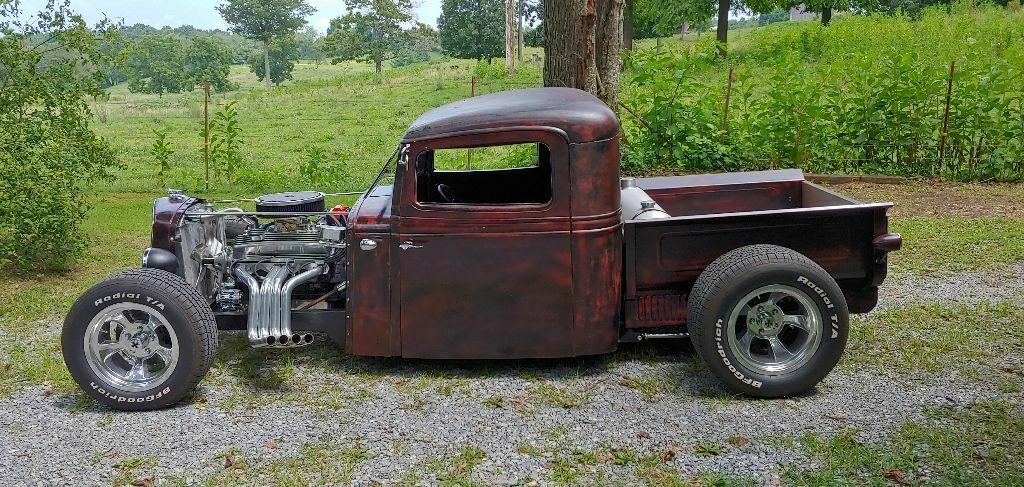 1935 International Harvester Pickup