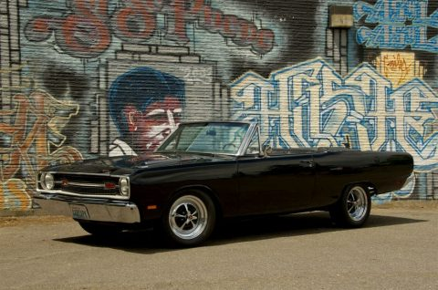 1969 Dodge Dart GT Convertible for sale