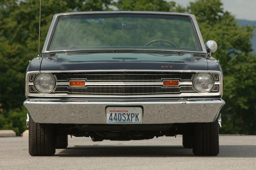 1969 Dodge Dart GT Convertible