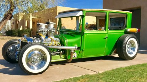 1926 Ford Tudor for sale