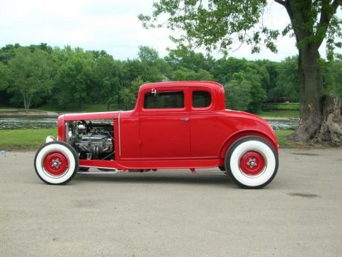 1932 Chevrolet 5 Window Coupe for sale
