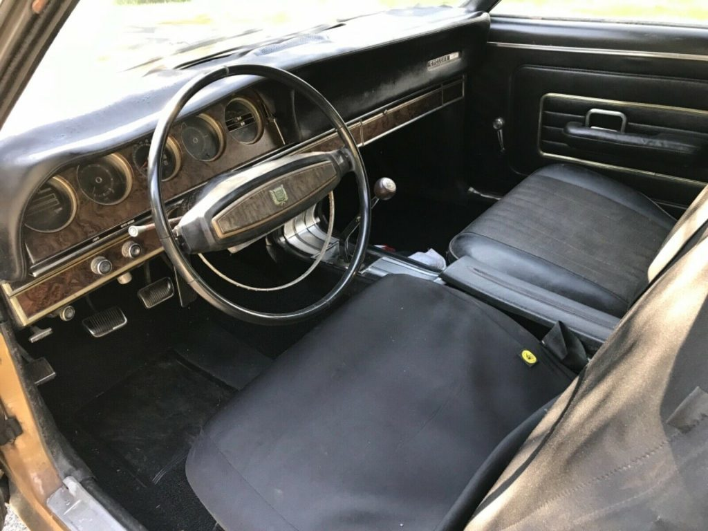 1968 Mercury Cyclone GT