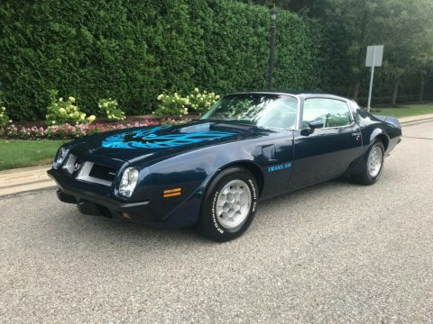 1974 Pontiac Trans Am for sale