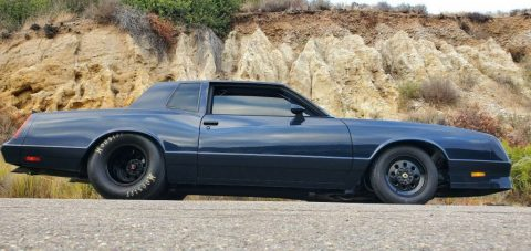 1981 Chevrolet Monte Carlo SS for sale