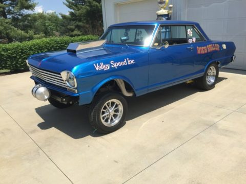 1963 Chevrolet Nova for sale