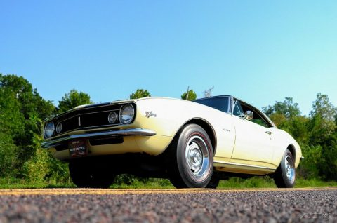 1967 Chevrolet Camaro Z28 for sale