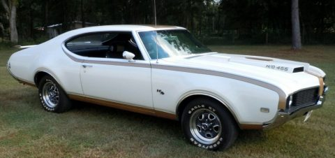 1969 Oldsmobile Cutlass for sale