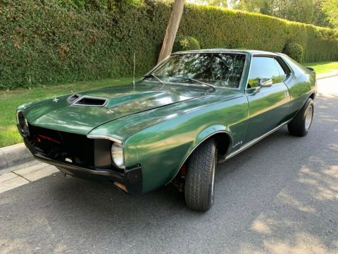 1972 AMC AMX for sale
