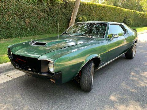 1972 AMC AMX for sale