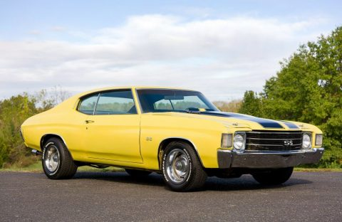 1972 Chevrolet Chevelle SS for sale