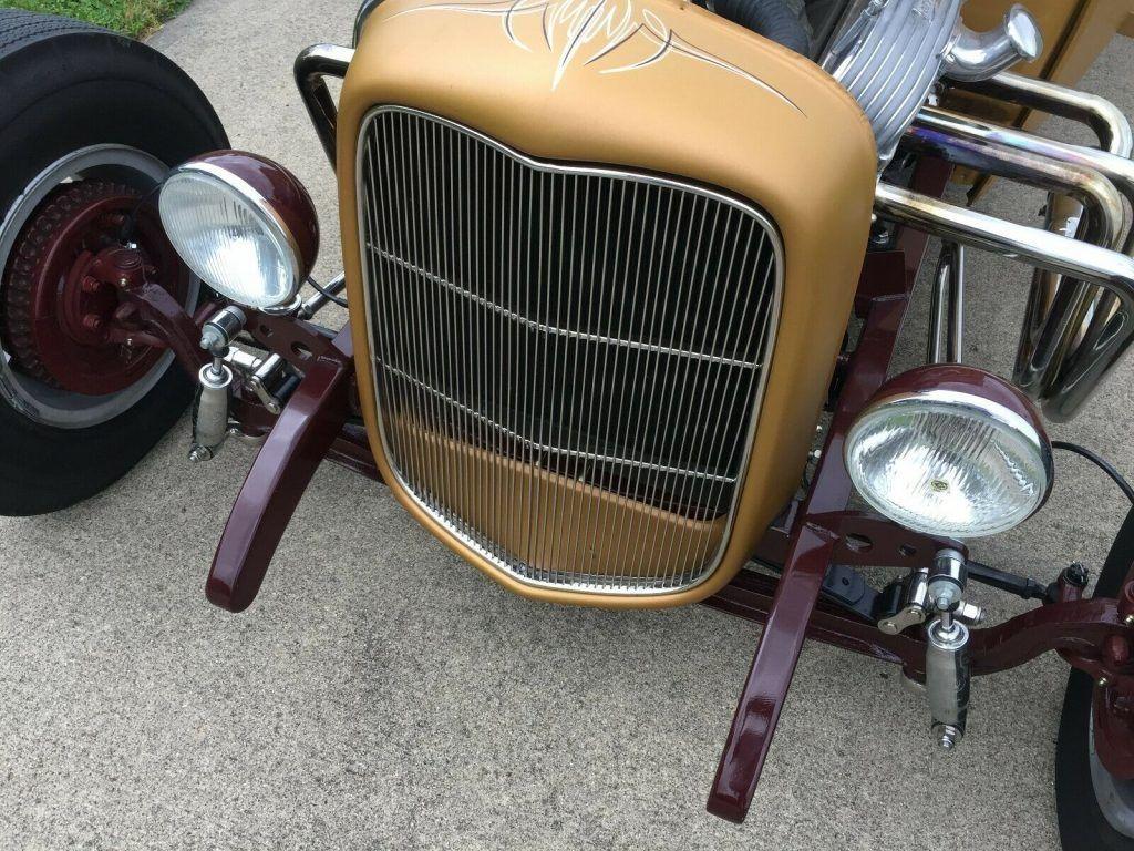 1931 Ford Victoria