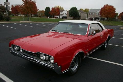 1967 Oldsmobile 442 for sale