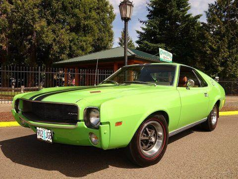 1969 AMC AMX for sale