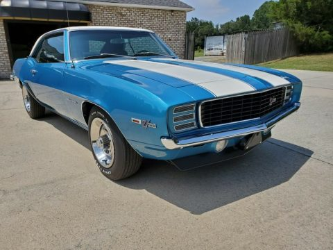 1969 Chevrolet Camaro Z/28 RS for sale