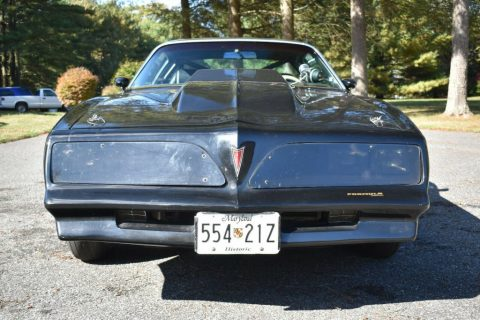 1978 Pontiac Firebird Formula for sale