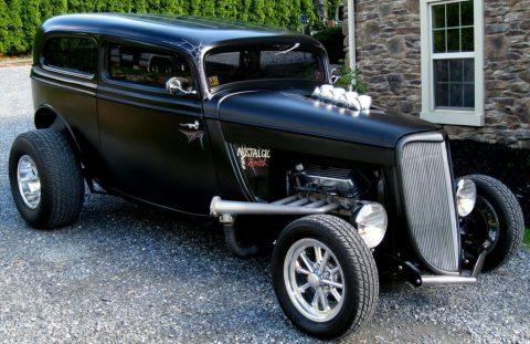 1934 Ford Tudor for sale