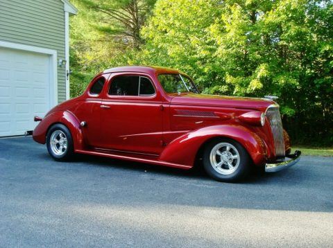 1937 Chevrolet 5 Window Coupe for sale
