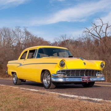 1956 Ford Customline Tudor for sale