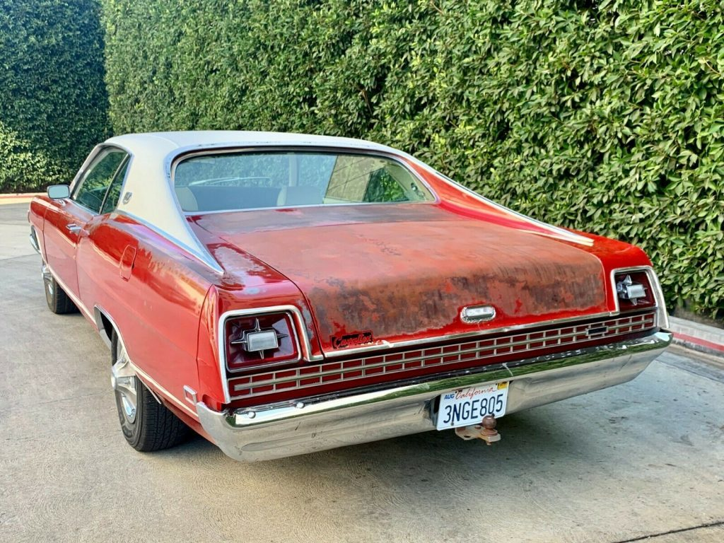 1969 Ford Galaxie GT