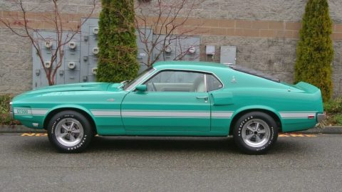 1969 Shelby GT500 for sale