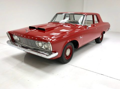 1963 Plymouth Savoy for sale