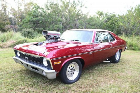 1969 Chevrolet Nova SS for sale