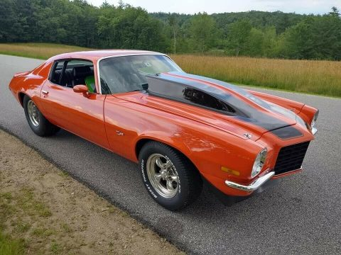1972 Chevrolet Camaro Z/28 for sale