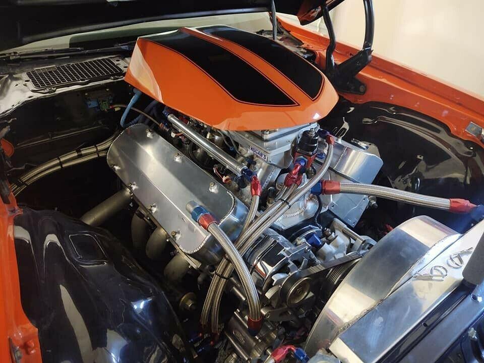 1972 Chevrolet Camaro Z/28