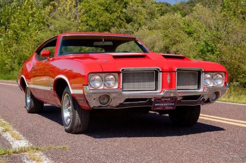 1972 Oldsmobile Cutlass 442 for sale