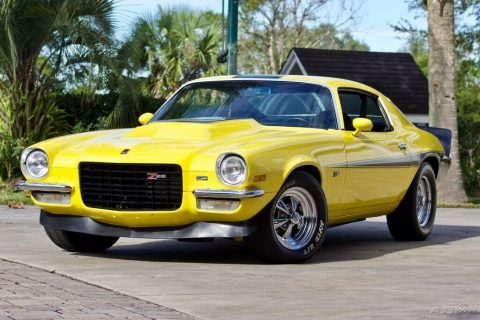 1973 Chevrolet Camaro Z/28 for sale