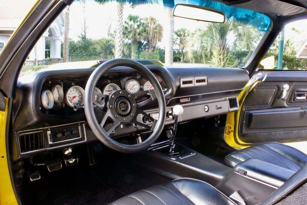 1973 Chevrolet Camaro Z/28