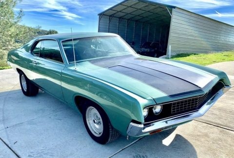 1971 Ford Torino Brougham for sale