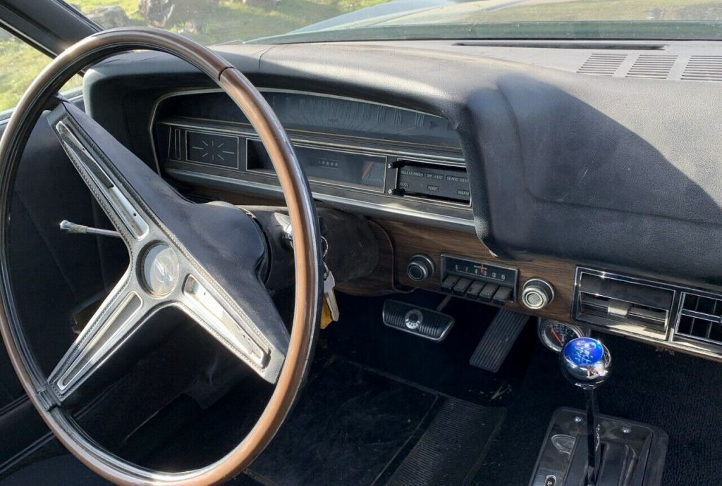 1971 Ford Torino Brougham