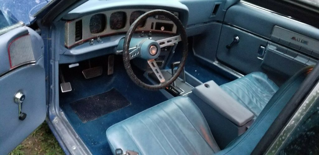 1973 AMC AMX Javelin
