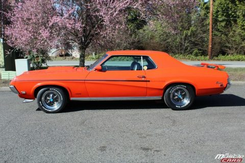 1969 Mercury Cougar for sale