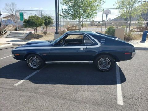1970 AMC AMX for sale